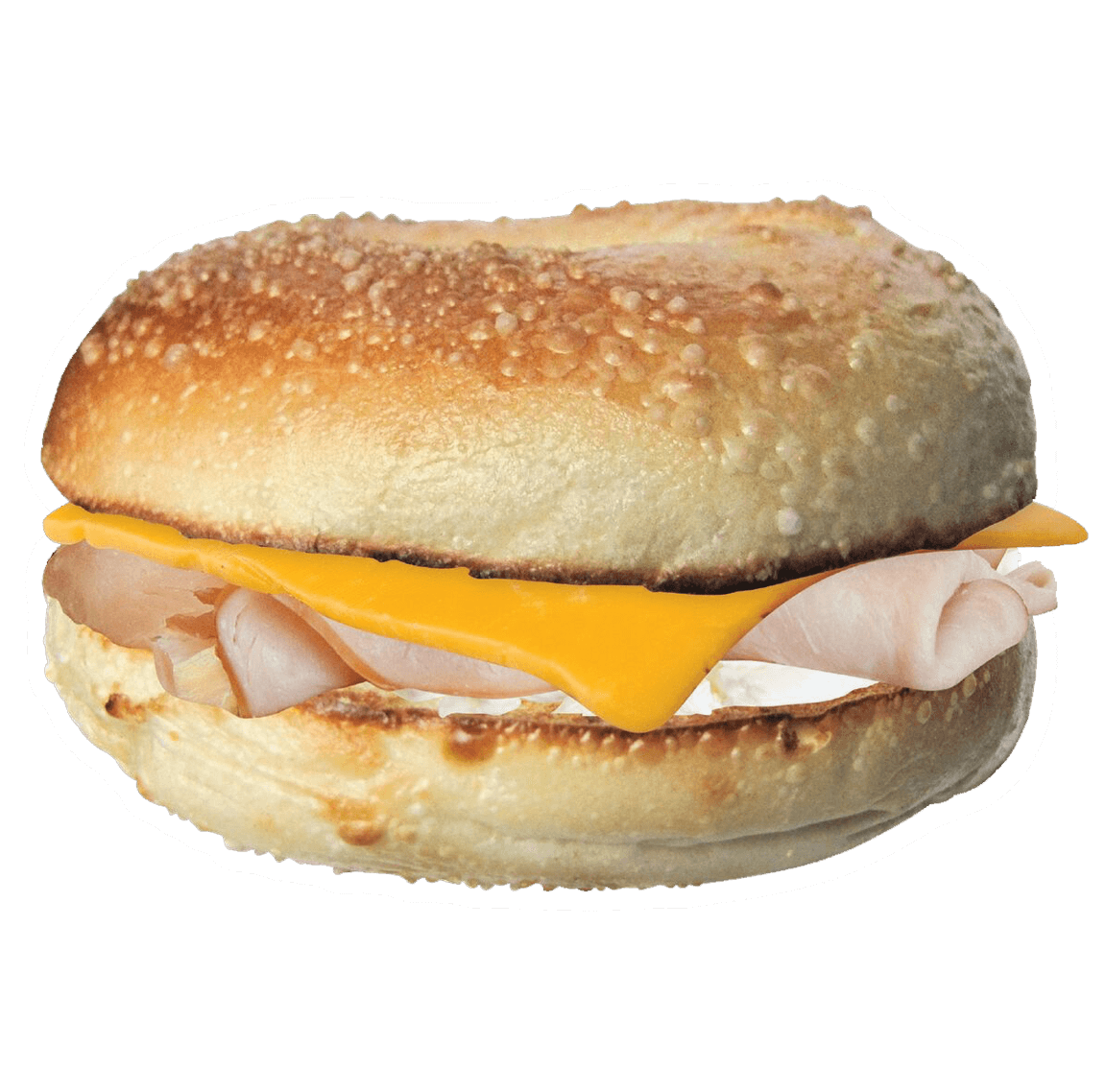 Bragel – Ham and Cheese