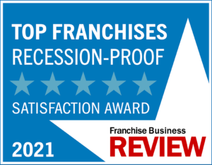 BIGGBY® COFFEE Named a Top Recession-Proof Business for 2021 by Franchise Business Review