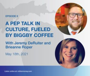 A Pep Talk in Culture, Fueled by BIGGBY® COFFEE