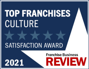 BIGGBY® COFFEE Named to Franchise Business Review's 2021 Culture100 List