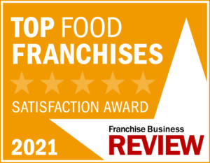 BIGGBY® COFFEE Named a Top Food Franchise by Franchise Business Review